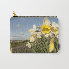 Daffodils on the Moors  Carry-All Pouch