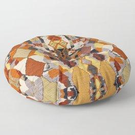 Heritage Moroccan Berber Multicolore Design C20 Floor Pillow
