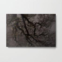 Gloom reflected. Metal Print