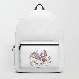 Cute Unicorn, Unicorn Cutie, 4th Grade, Fourth Grade Shirt, Unicorn Party, 4th Grade Shirts Backpack