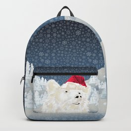 Beary Merry Christmas Backpack