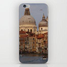 Venice from il Ponte dell'Accademia iPhone Skin