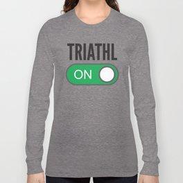 Triathlon Long Sleeve T-shirt