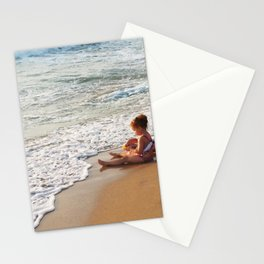 A Moment Shared Stationery Cards