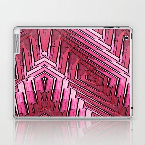 Blushing Laptop & iPad Skin