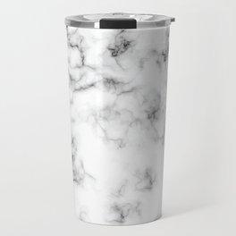 Marble Texture Pattern 035 Travel Mug