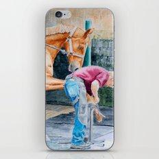 Farrier iPhone Skin