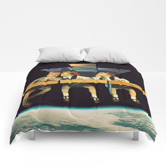 'Who We Know' Comforters