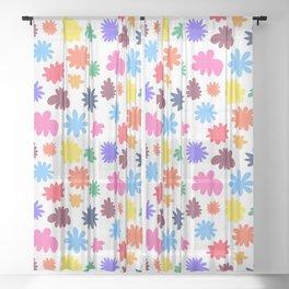 Garden Sheer Curtain