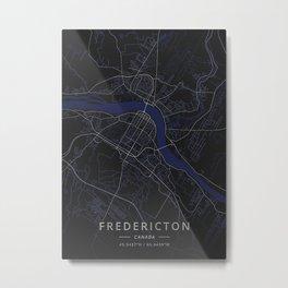 Fredericton Canada Metal Print