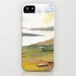 Pastoral iPhone Case