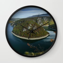 River View Wall Clock