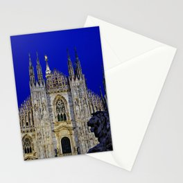 The Lion and Duomo Stationery Cards