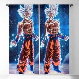Goku Dragon BAll Blackout Curtain