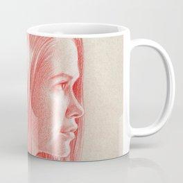 Look Left Coffee Mug