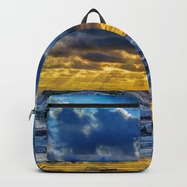 Stormy Sunset Backpack