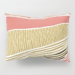 Modern irregular Stripes 05 Pillow Sham