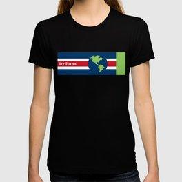 #Tribuna Costa Rica y el mundo T-shirt