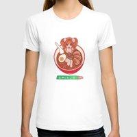 ramen T-shirts featuring Ramen by EMIRI