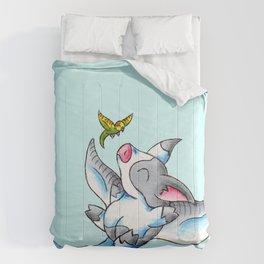 Keet Costume (Blue) Comforters