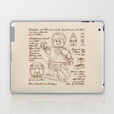 Leg's Plan Laptop & iPad Skin