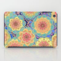 mandala iPad Cases featuring Obsession by micklyn
