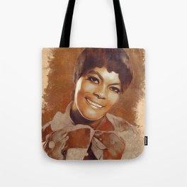Dionne Warwick, Music Legend Tote Bag