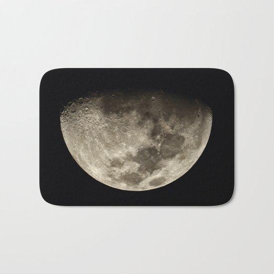Moon Black 4 Bath Mat