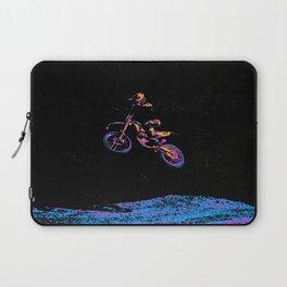 AIR TIME - Motocross Sports Art Laptop Sleeve