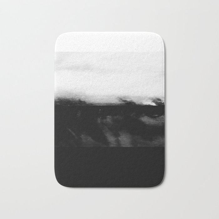 Glitch of the Subconscious Bath Mat