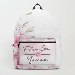 Futura Señora Yaman Backpack