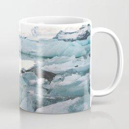 Iceland Glacier Lagoon   Jökulsárlón Coffee Mug