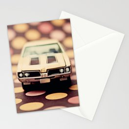 Olds 442 with Dots Stationery Cards