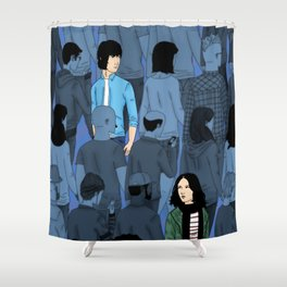 Terms And Conditions Shower Curtain