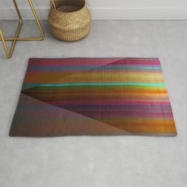 """""""Architecture, Colorful Rainbow"""" by Mar Cantón Rug"""
