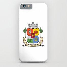 Flag of Sofia iPhone Case