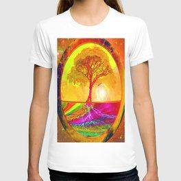 Tree of Life Sunrise T-shirt