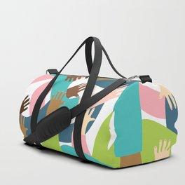 So handsy Duffle Bag