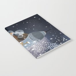 creating stars Notebook