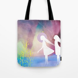 Save Tote Bag
