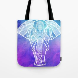Indian Elephant #2 Tote Bag