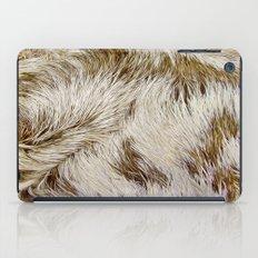 Boca Sloth coat  iPad Case