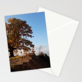 grand old oak tree Stationery Cards
