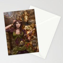 Ex machina Stationery Cards