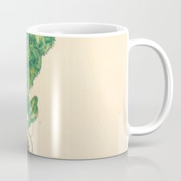 "Egon Schiele ""Sonnenblumen"" Coffee Mug"