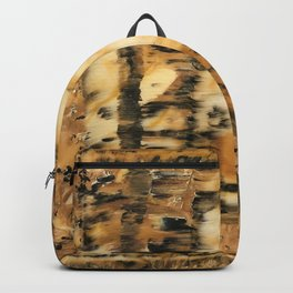 Day Trees #abstract #Society6 #trees  Backpack
