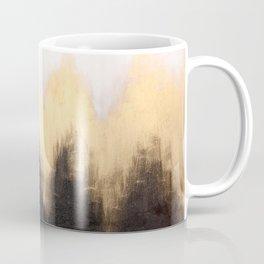 Metallic Abstract Coffee Mug