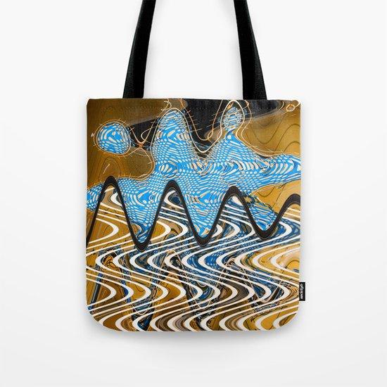 lava41 Tote Bag