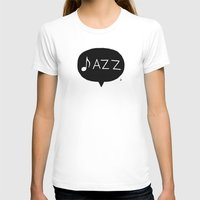 jazz T-shirts featuring Jazz by Abel Fdez