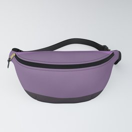 Deep Lavender Dream 2 - Color Therapy Fanny Pack